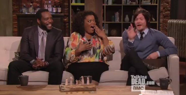 Talking Dead: Obsession Norman, Norman Reedus, Walks Dead, Sick Obsession, Talk Dead, Reedus 3333