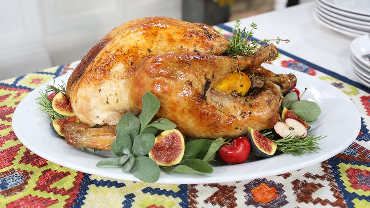 The absolute best Thanksgiving turkey, according to Rodney Bowers