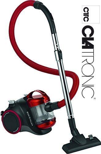 ¡Chollo! Aspiradora Clatronic BS 1293 Eco-Cyclon sin bolsa por 39 euros.