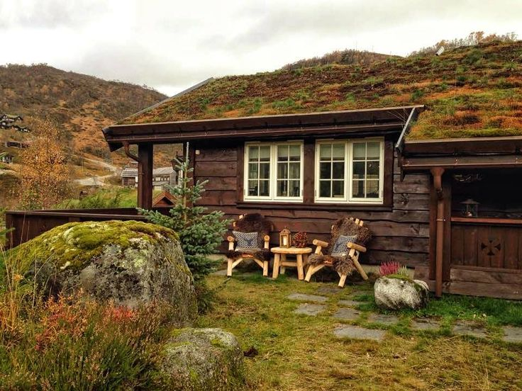 Cabin trip, Norway