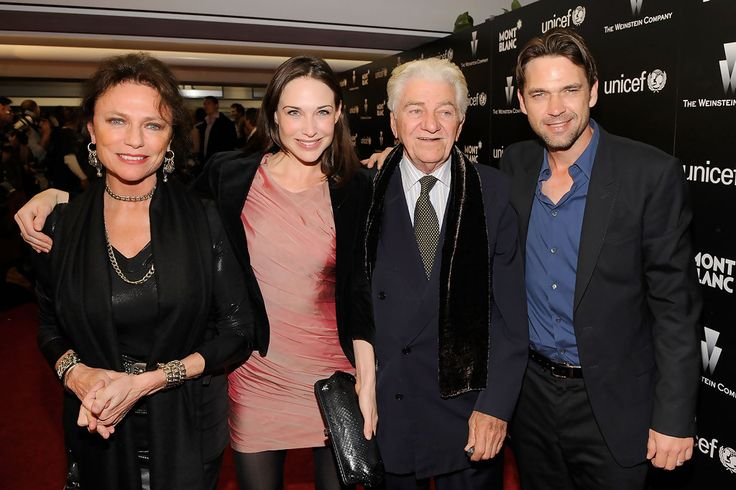Claire Forlani Dougray Scott Photos - Actresses Jacqueline Bisset, Claire Forlani, actors Seymour Cassel, and Dougray Scott arrive at the Montblanc Charity Cocktail hosted by The Weinstein Company to benefit UNICEF held at Soho House on March 6, 2010 in West Hollywood, California. - Montblanc Charity Cocktail Hosted By The Weinstein Company To Benefit UNICEF