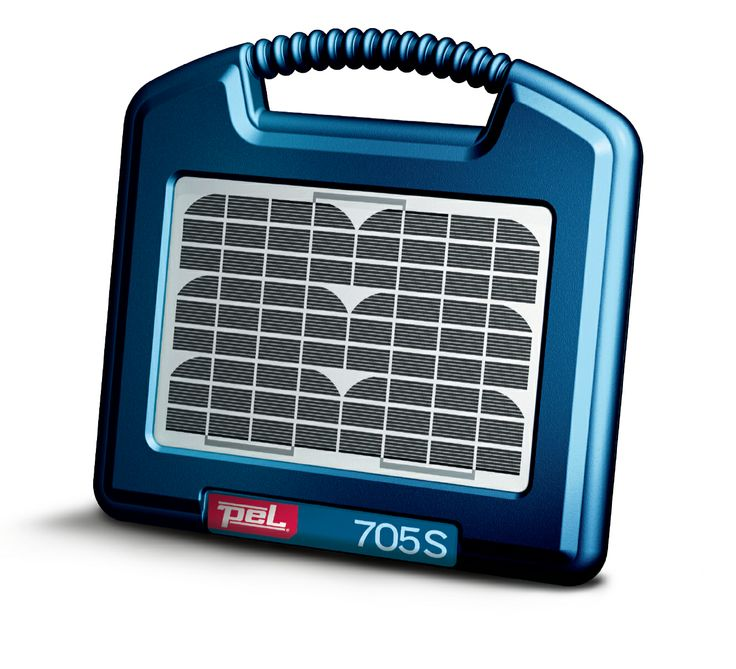 PEL 705S Electric Fence Solar Energizer #electricfencing #electric #fencing #fence