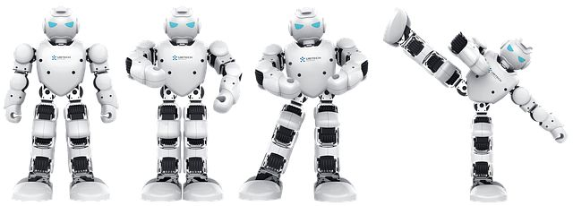 Photo By Janson_G | Pixabay   #robot #isolated #actionfigure #robotics #technology