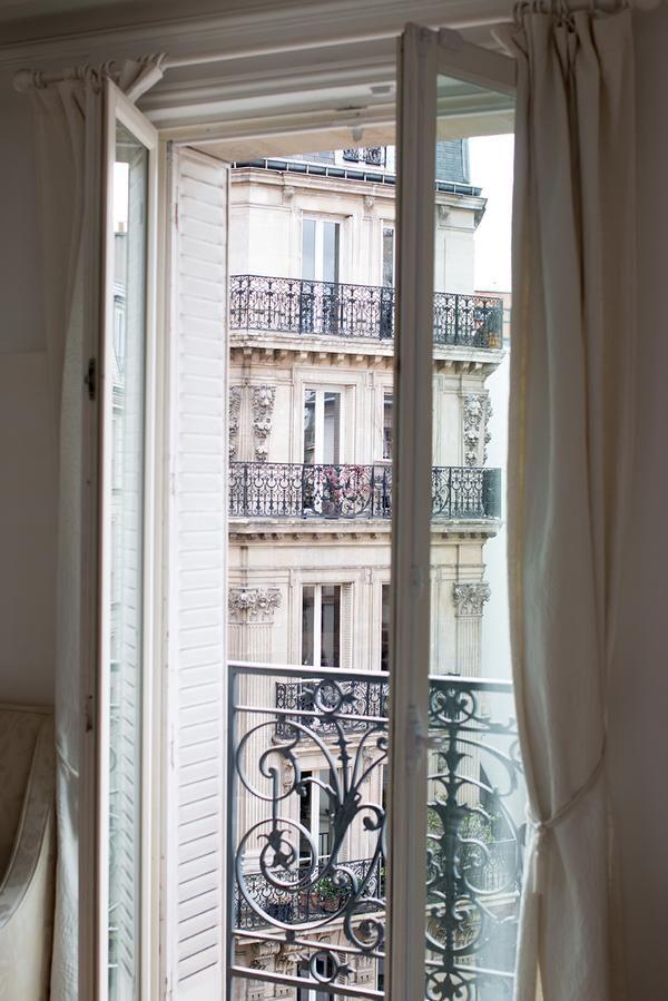 Paris Apartment Window On The Left Bank Paris Apartments Beautiful Apartments French Apartment