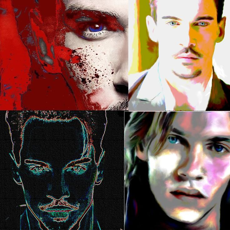 My graphics of JRM