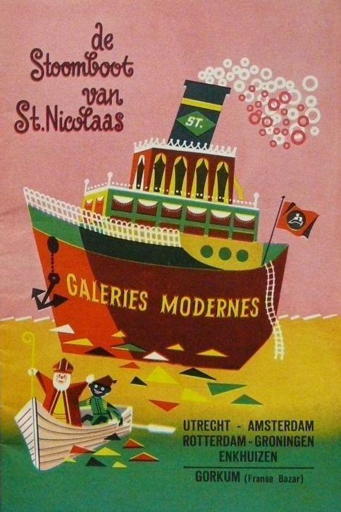 Vintage poster ca. 1955/60