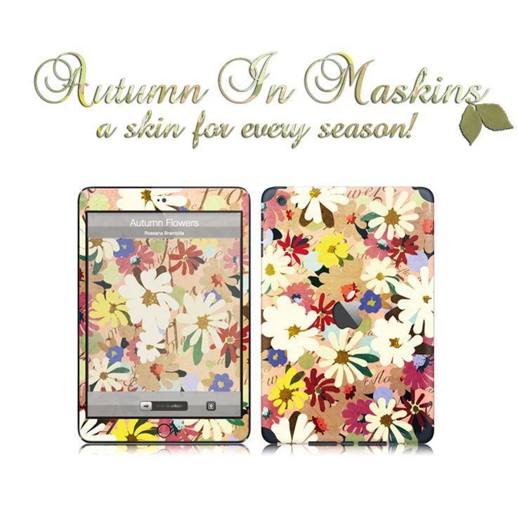 Autumn in Maskins - a skins for every season