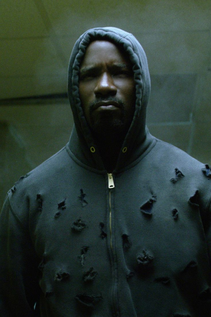 Marvel's Luke Cage Is The Bulletproof Black Superhero We Need Right Now