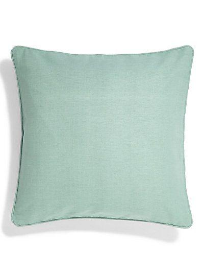 Cotton Rib Cushion | M&S