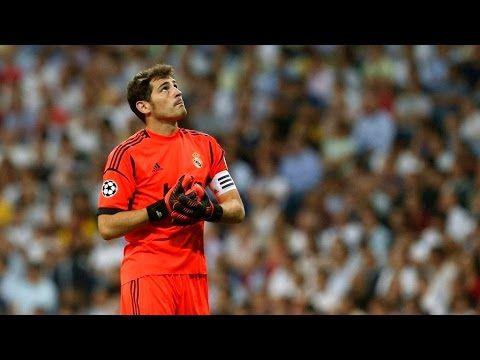 La despedida más triste de un mito    Iker Casillas - YouTube