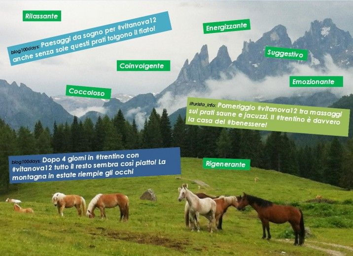 weekend di natura e wellness in Trentino