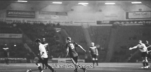 Liam Payne and Louis Tomlinson GIF  - Sugarscape.com