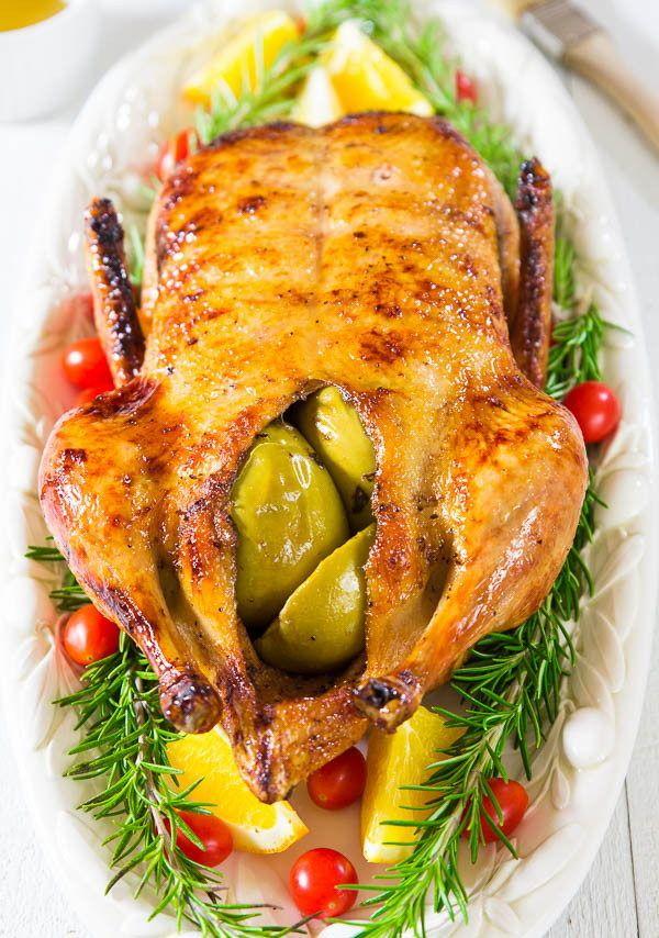 блюда из курицы гуся утки рецепты фото роста, меру полноватая