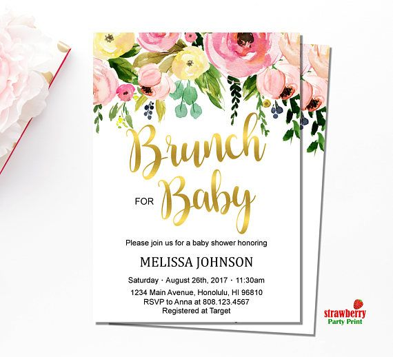 2631 best Baby Shower Invitations images on Pinterest