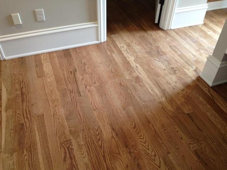 Easy Way to Refinish Hardwood Floors