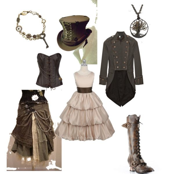 Steampunk Inspiration, created by despencer00