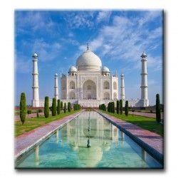 Foto Cuadro Taj Mahal India