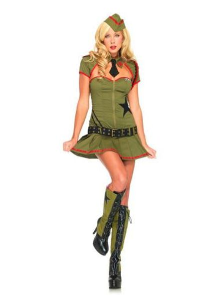 7 best Sexy Army Fancy Dress Costumes images on Pinterest | Fancy ...
