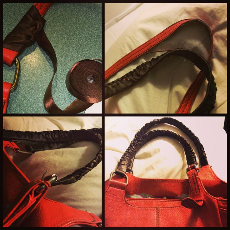 15 Best Purse Repair Amp Remake Diy Images On Pinterest