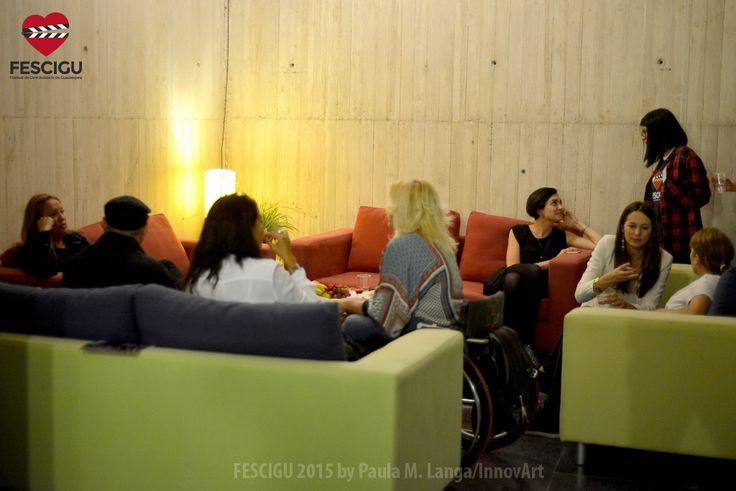 Zona VIP. Fecha: 03/10/2015. Foto: Paula M. Langa/InnovArt.