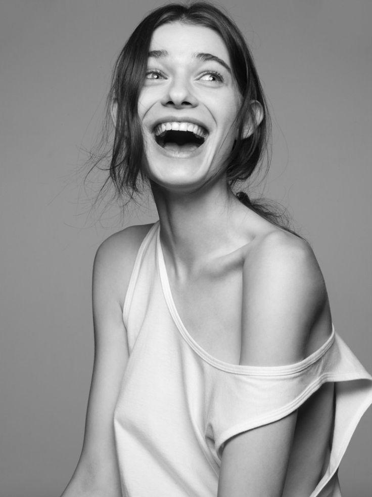 backspaceforward: Adrianna Zajdler @ Ford Models
