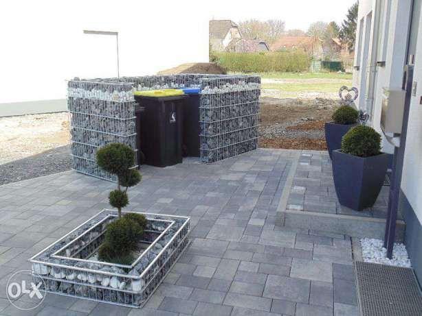 Gabiony, ogrodzenia panelowe, bramy, furtki PRODUCENT! Gliwice - image 7