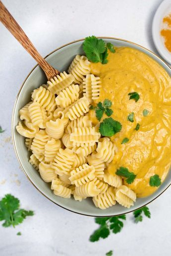"Einfache vegane ""Käse"" Sauce {fettarm, ohne Cashews)"