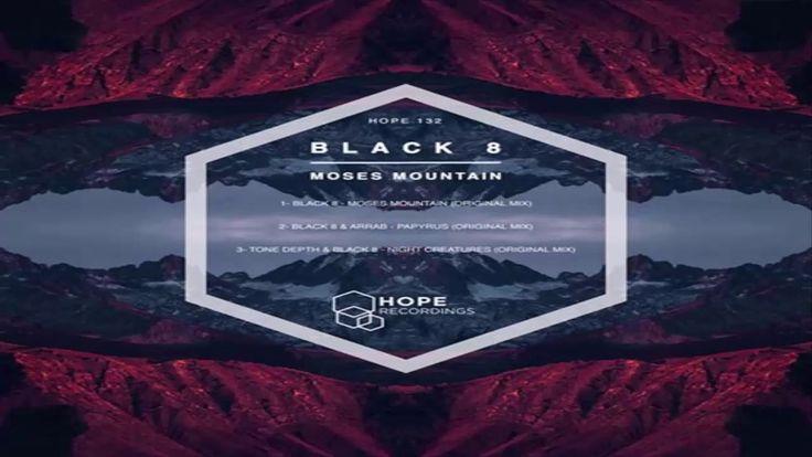 Tone Depth & Black 8 - Night Creatures  (Original Mix) [Hope Recordings]