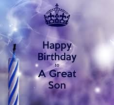 Image result for happy birthday son