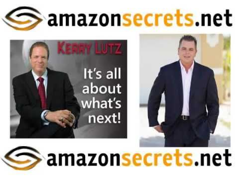 Kerry Lutz Of Financial Survival Network Interviews AmazonSecrets.net Become A Top Seller On Amazon  https://www.youtube.com/watch?v=eNfLPKerMLQ #KerryLutz #KerryLuts #FinancialSurvivalNetwork