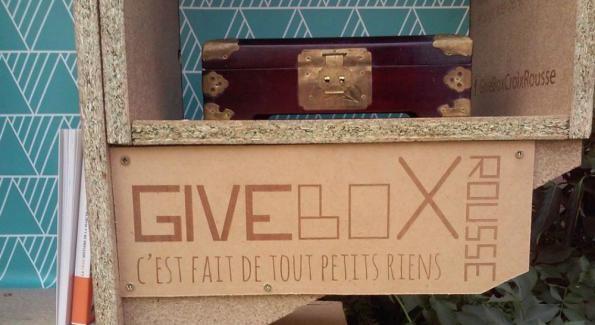 Les givebox: des boîtes à dons solidaires et anti gaspillage - http://e3o.org/les-givebox-des-boites-a-dons-solidaires-et-anti-gaspillage/