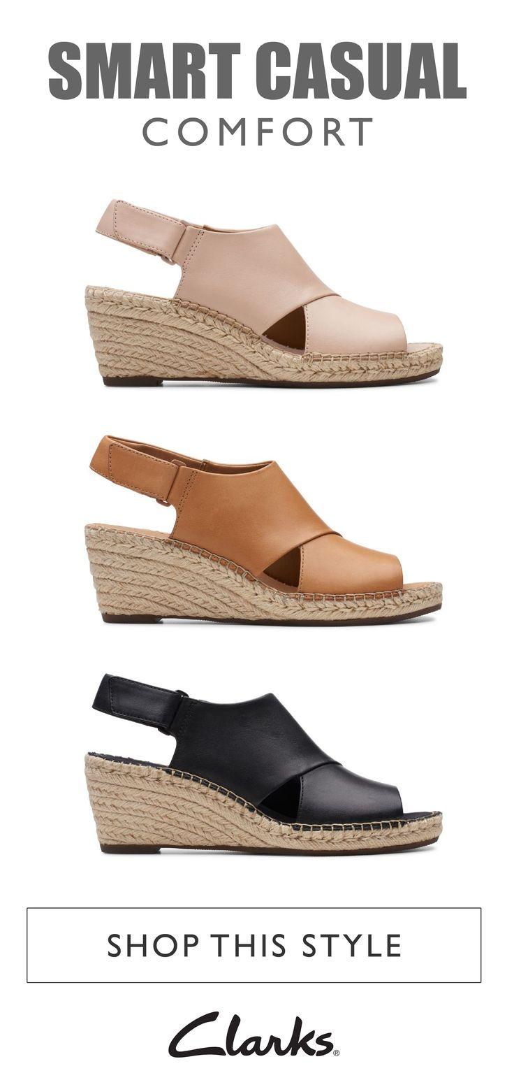 Shop Clarks Women Shoes Women Sandals Styles On Season, Get
