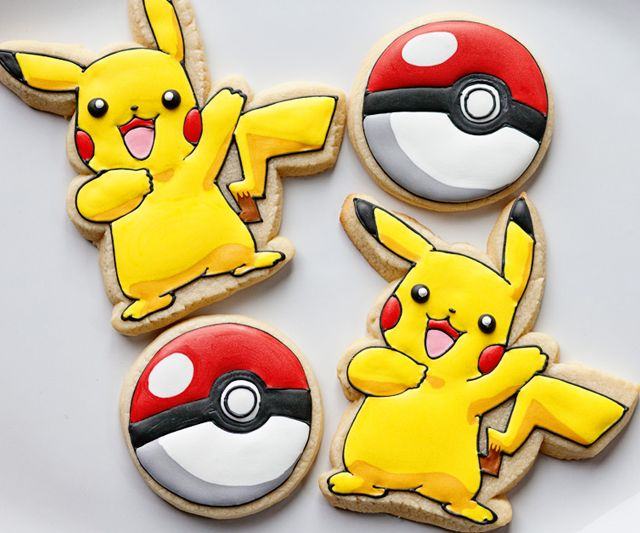 Pikachu Cookie Cutter > The Food Head                                                                                                                                                      Mehr