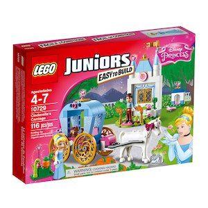 LEGO Juniors Disney Princess Cinderella's Carriage (10729)