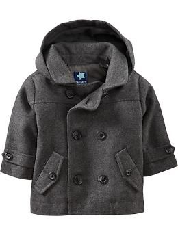 I am entirely aware the logistics of a newborn in a jacket like this are not quite there...but I think Noah needs this anyway.