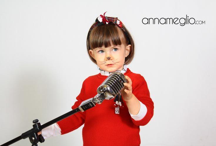 MODELLI PER UN GIORNO: Dolcissima e canora la nostra Emma che indossa un meraviglioso pullover by Piccola Ludo  #annameglio #annamegliopeople #piccolaludo #fashion #modelliperungiorno #abbigliamentobambina