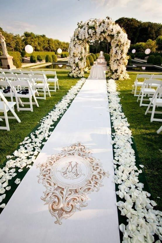 Wecken Sie Ihre Innere Prinzessin: 30 Schloss Hochzeit Ideen