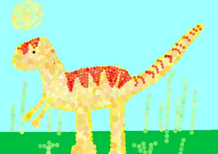 Tillie's Dinosaur