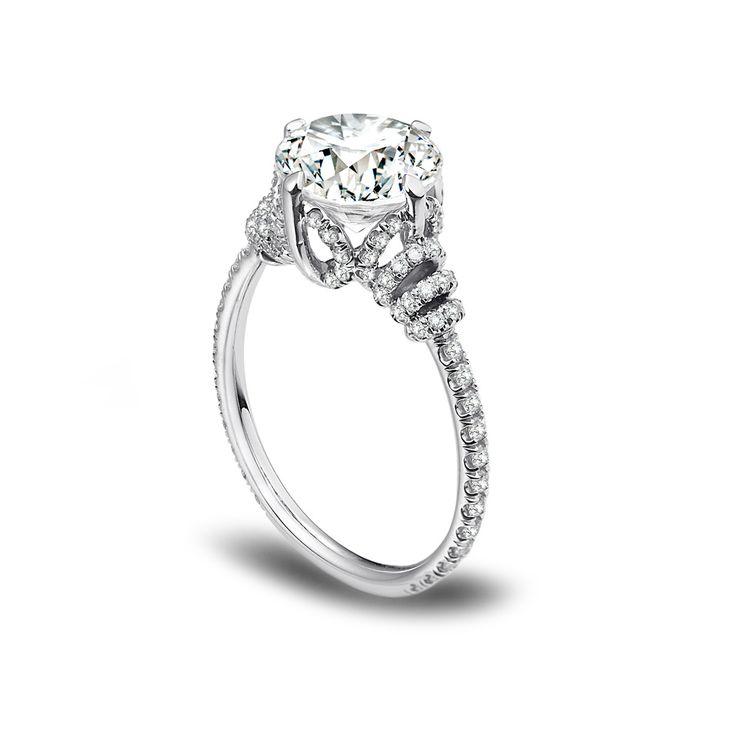 Seriously. This ring is gorgeousss @Dan Uyemura Hov platinum single shank diamond #engagementring I http://www.weddingwire.com/wedding-photos/jewelry/precious-platinum/i/431541a7403cc6ee-5eed4ffc76a734bb