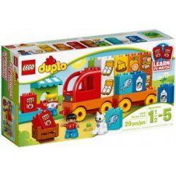 Lego Duplo 10818 Můj první náklaďák