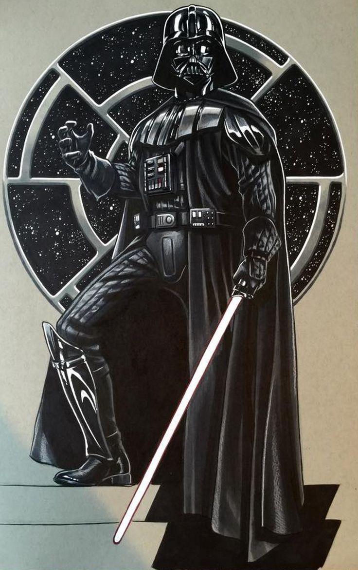 Star Wars #darthvader #starwars #biblioteques_UVEG