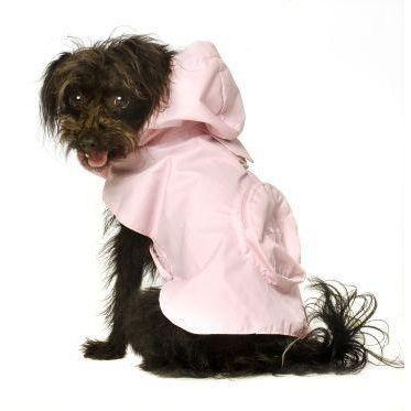 Pac-a-Mac Dog Raincoat in Pink £21.99 #dograincoat #dogcoat #pinkdogcoat