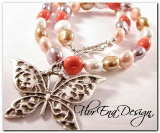 FlorEna Design : Fly fly, butterfly # F0872     98lei