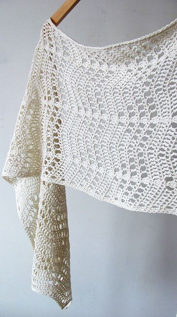 Ravelry: White Coast pattern by Katya Novikova