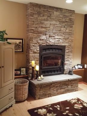 WFP-75 MONTGOMERY | Wood Zero Clearance Fireplaces | Hearthstone Stoves