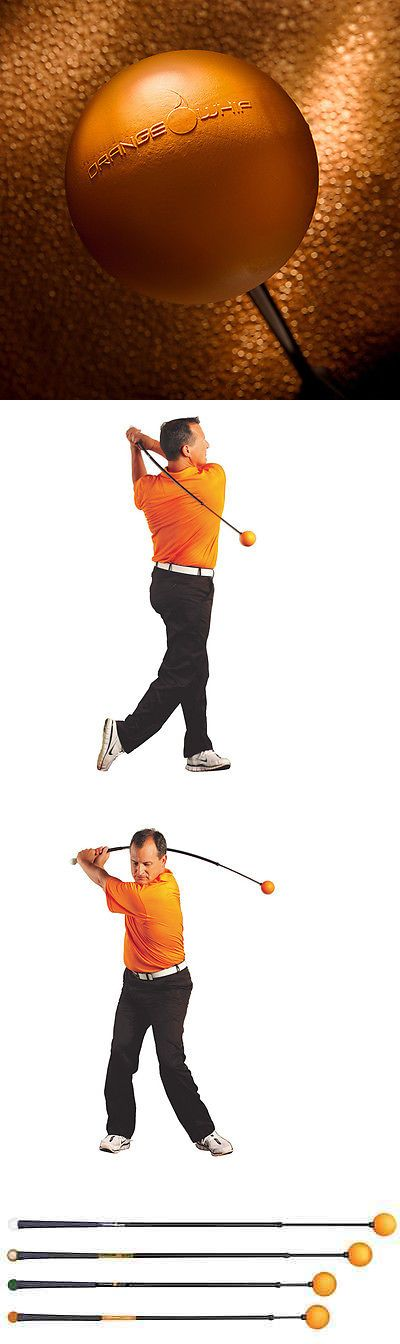 Swing Trainers 83037: Orange Whip Golf Swing Trainer (Large) - Open Box -> BUY IT NOW ONLY: $100 on eBay!