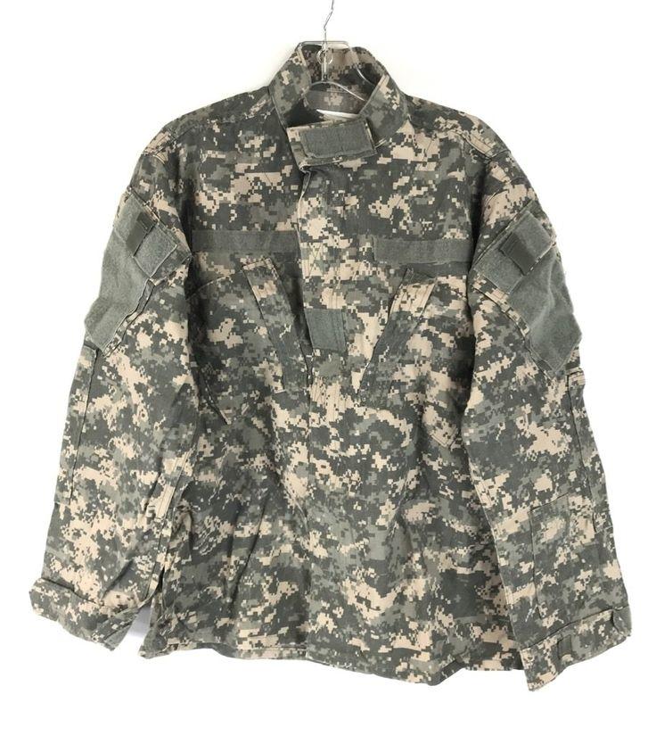 Flame Resistant Army Combat Uniform (FRACU) Coat, Digital Jacket