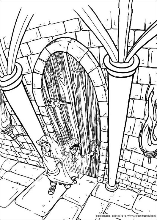 harry potter color page coloring pages for kids cartoon characters coloring pages printable coloring pages color pages kids coloring pages