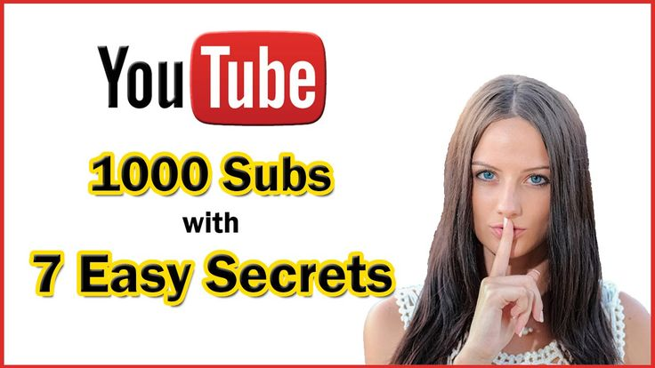 Learn how to get your First 1000 Subs with 7 Easy Secrets Click below to watch >> http://www.youtube.com/watch?v=rQBpUzCg_FU