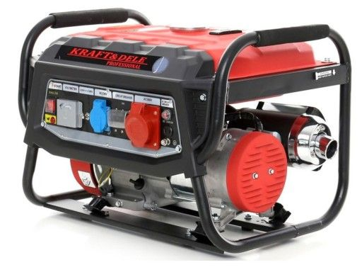 Agregat Pradotworczy Kd Generator Prad 5 1kw Avr Prad Generator